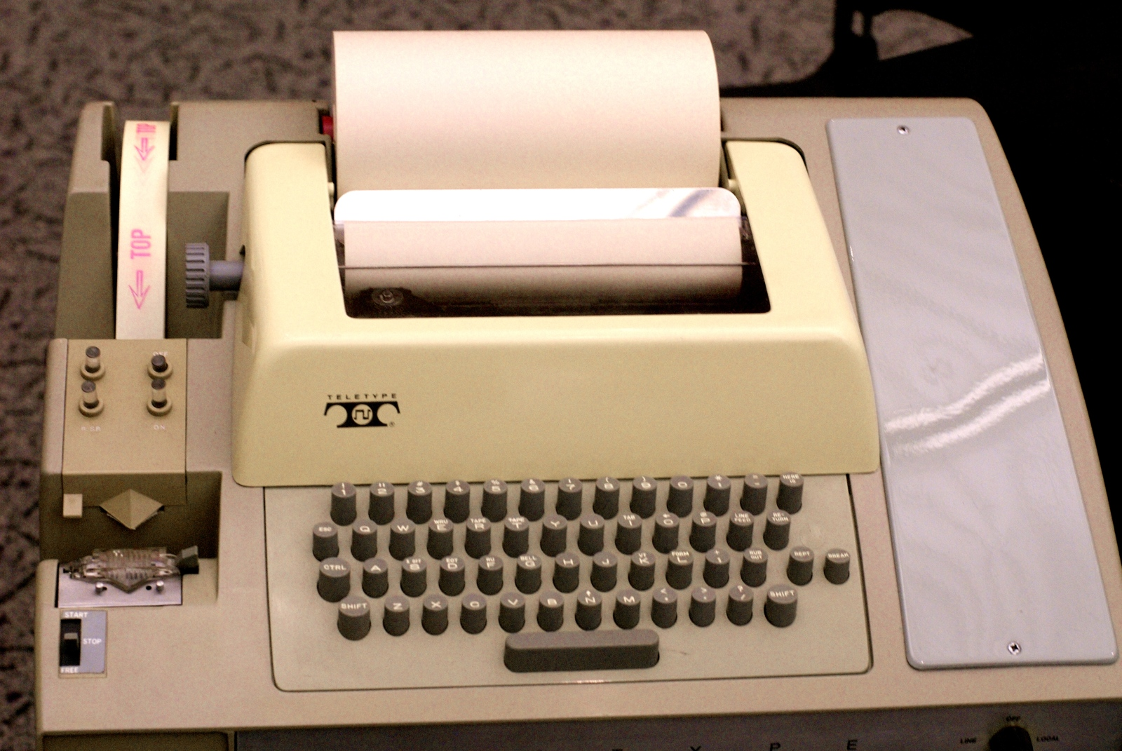Teletype Model 33 ASR