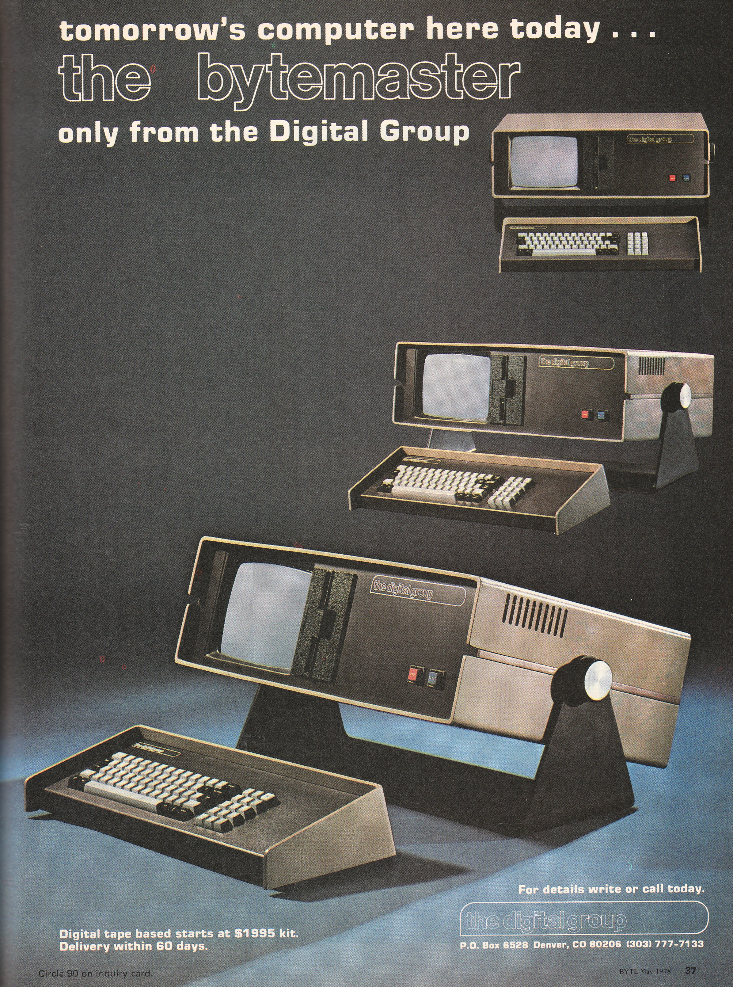 Byte Magazine August 1978 Volume 3 No. 8