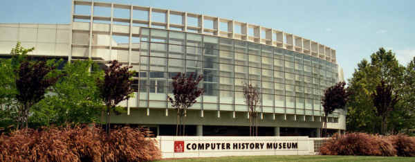 The Computer History Museum homepage